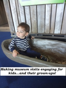 Making museum visits fun and engaging for kids