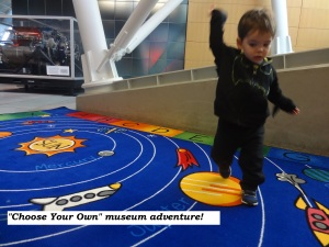Use your child's interests to pick the perfect museum visit in DC