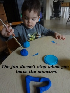 The fun doesn't stop when you leave the museum. Creating meaningful pre and post visits for kids