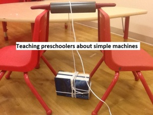 Teaching preschoolers about simple machines
